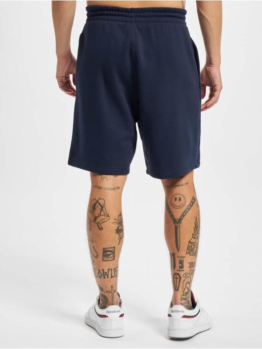 Reebok Shorts TE Vector Fleece blau
