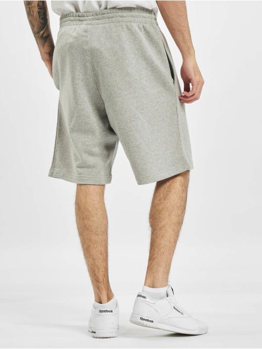 Reebok Shorts Identity French Terry grau