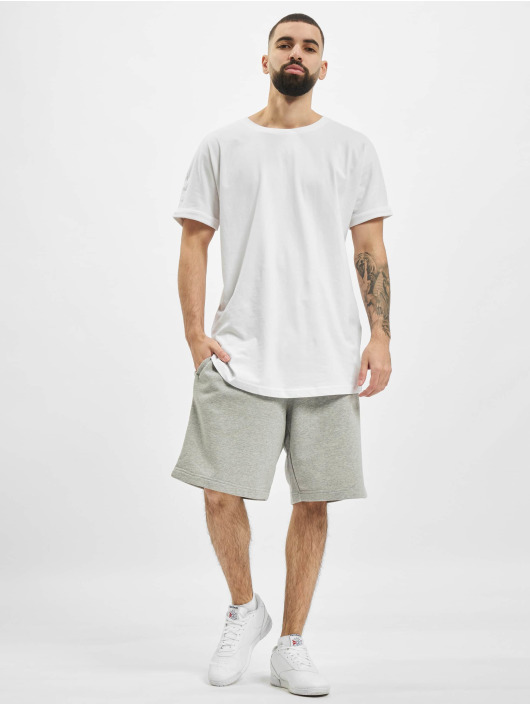 Reebok Shorts Identity French Terry grigio
