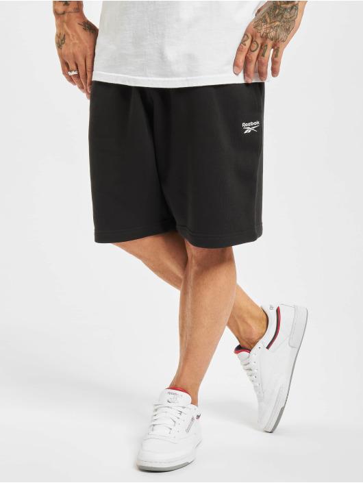 Reebok Shorts RI Fleece schwarz
