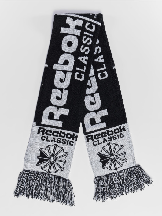 Reebok sjaal Classic Football Fan zwart