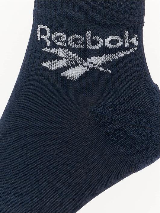 Reebok Skarpetki Classic FO Ankle 3 niebieski