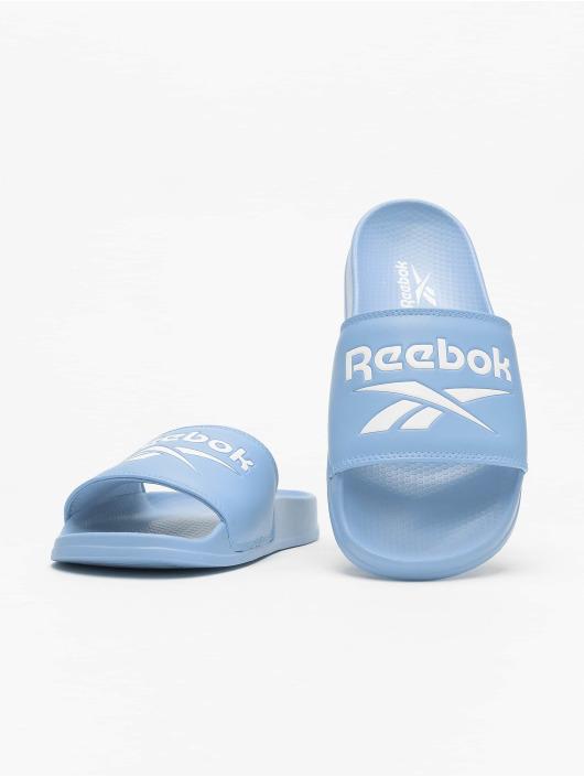 Reebok Slipper/Sandaal Classic blauw