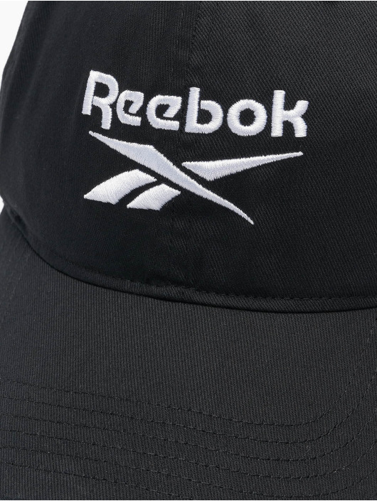 Reebok Snapback Cap TE Logo black