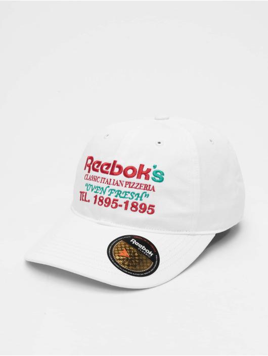 Reebok Snapback Cap Graphic Food weiß