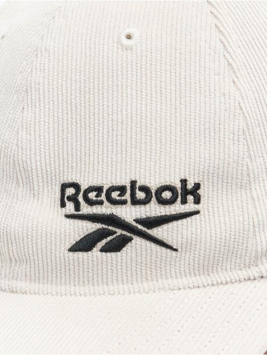 Reebok Snapback Cap Corduroy white