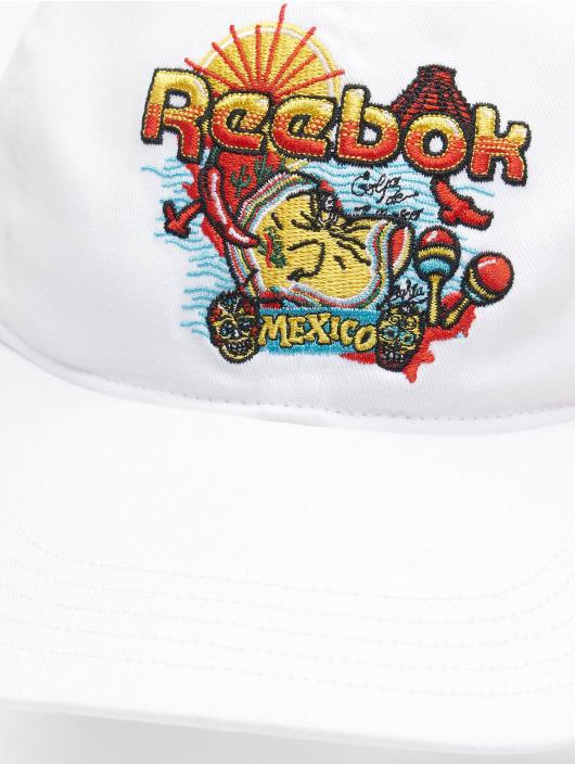 Reebok Snapback Cap Travel white