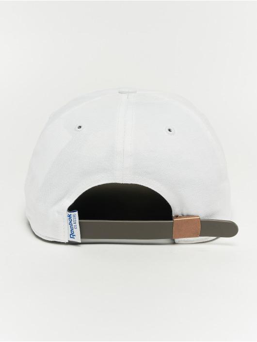 Reebok Snapback Caps Classic bialy