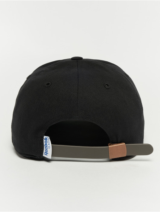 Reebok Snapback Caps Classic czarny