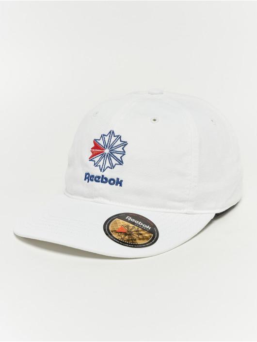 Reebok Snapback Caps Classic hvid