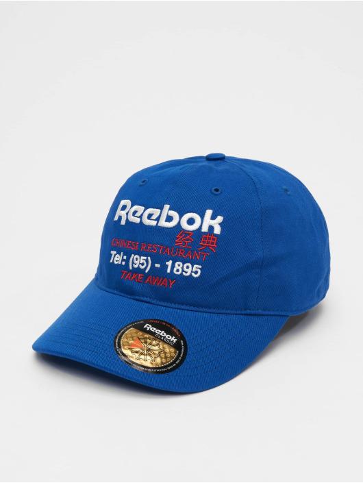 Reebok Snapback Caps Graphic Food modrý