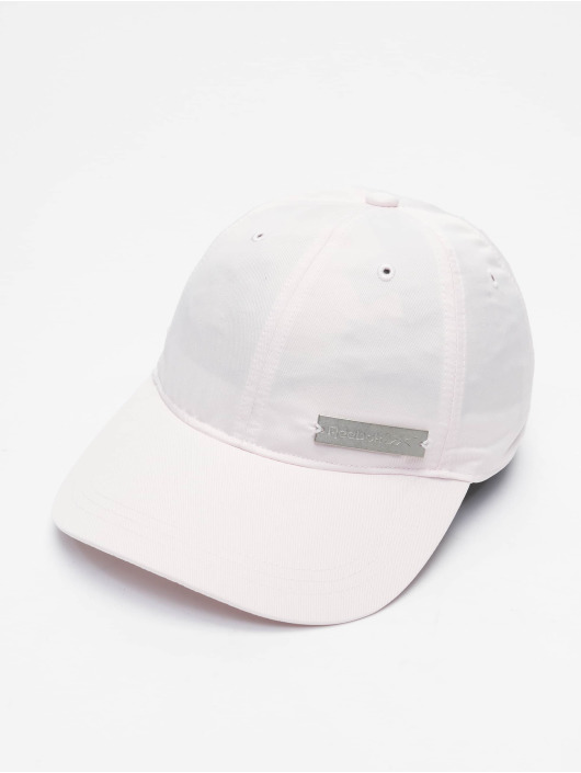 Reebok Snapback Caps Womens Foundation rosa