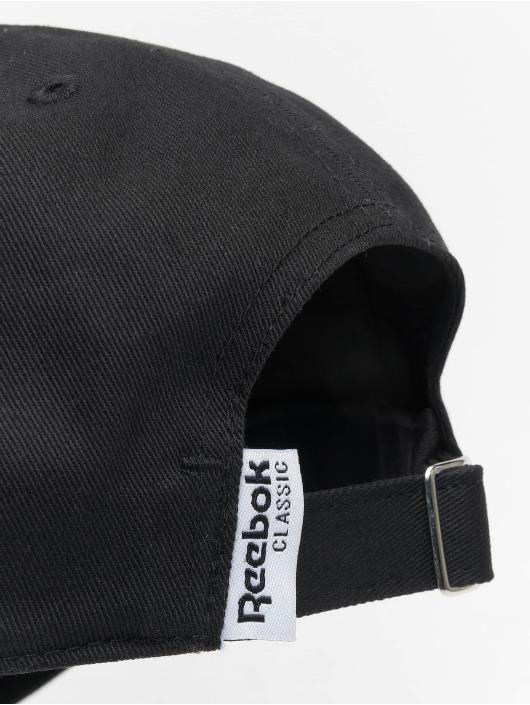 Reebok Snapback Caps Printemps Ete svart