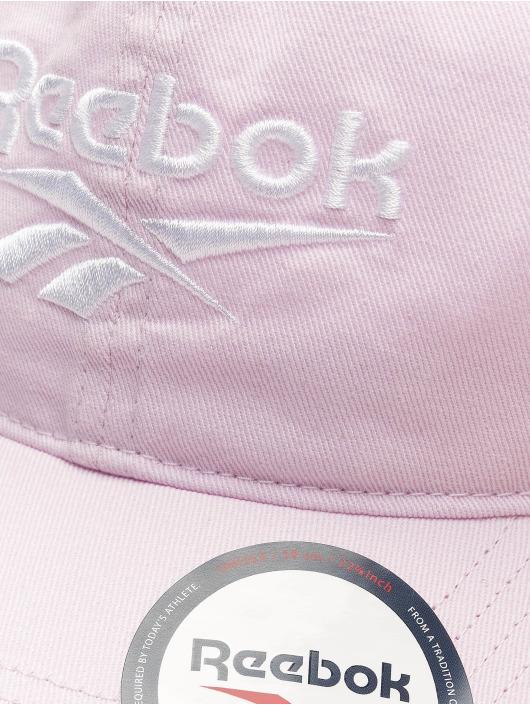 Reebok Snapback Caps Fo Vector vaaleanpunainen