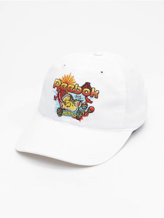 Reebok Snapback Caps Travel valkoinen