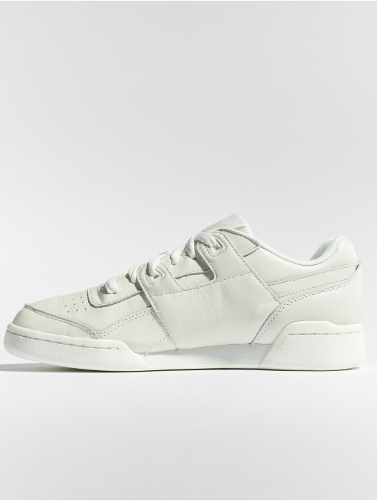 Reebok Sneaker Workout Lo Plus beige
