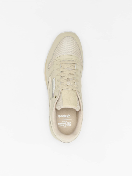 Reebok Sneaker CL Leather Mu beige