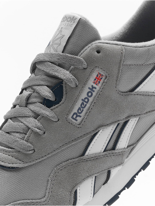 Reebok Sneaker Classics Nylon grau