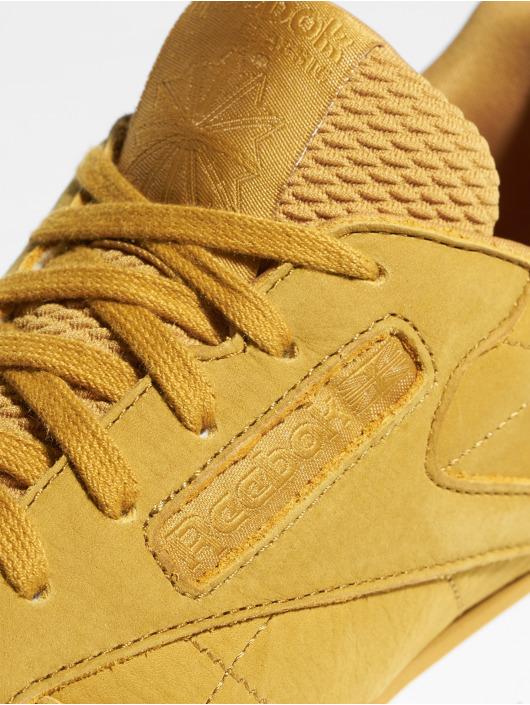 Reebok Sneaker CL LTHR khaki