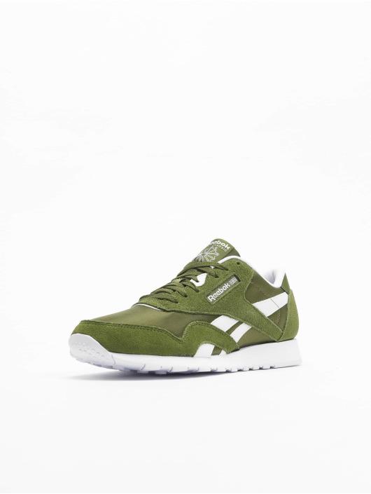 Reebok Sneaker Classics Nylon verde
