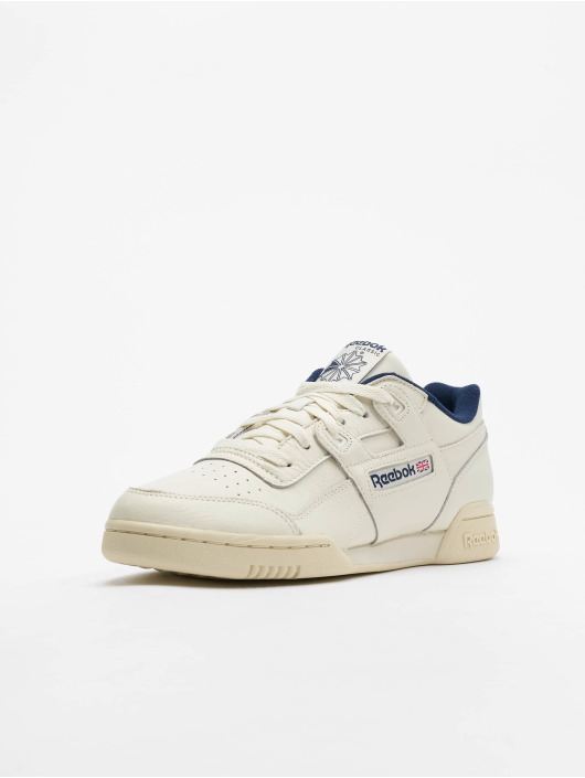 Reebok Sneaker Workout Plus MU weiß