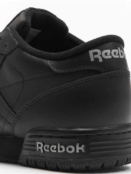 Reebok Sneakers Exofit Lo Clean Logo èierna