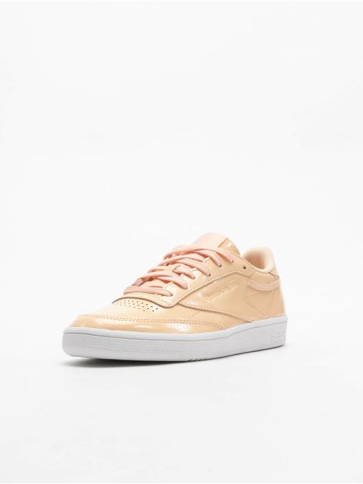 Reebok Sneakers Club C 85 Patent beige