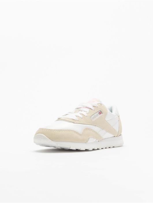 Reebok Sneakers Classic Nylon bialy