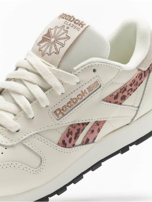 Reebok Sneakers Classic Leather biela