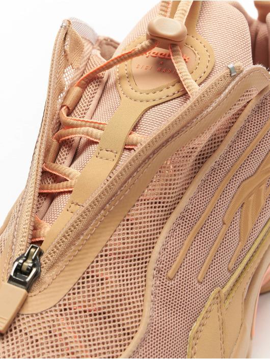 Reebok Sneakers DMX Series 2200 Zip brazowy