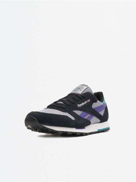 Reebok Sneakers Leather Mu czarny