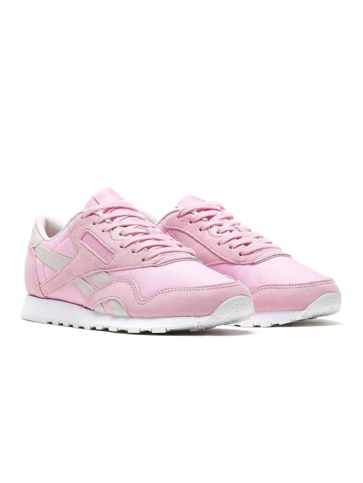Reebok Sneakers Classic Nylon X Face pink