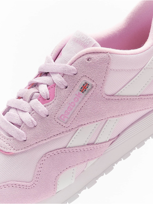 Reebok Sneakers Classic Nylon pink