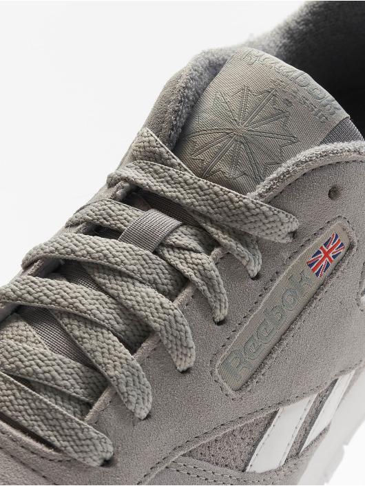 Reebok Sneakers Classic Leather Mu szary