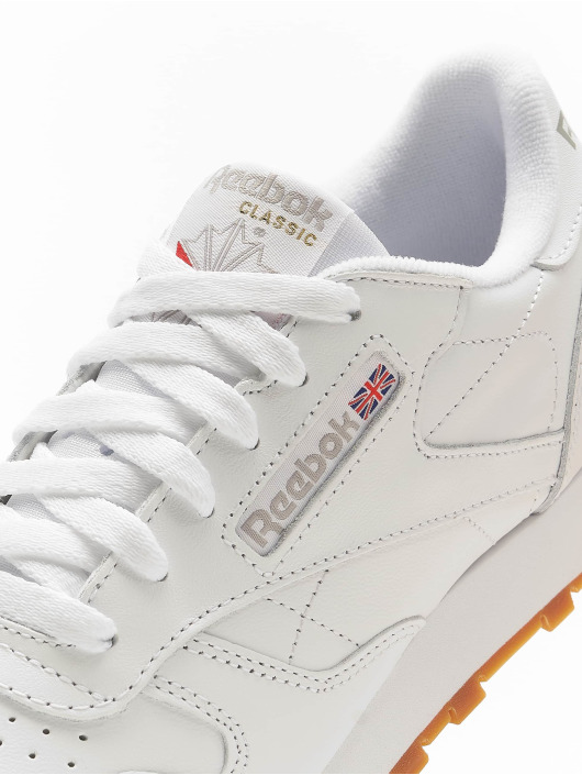 Reebok Snejkry Classic Leather bílý