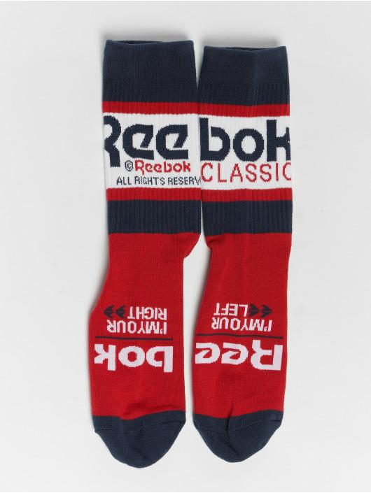 Reebok Socken Classic Graphic blau