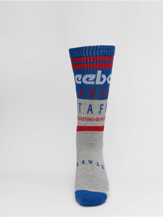 Reebok Socken Classic Staff grau