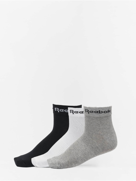 Reebok Socken Act Core 3-Pack grau