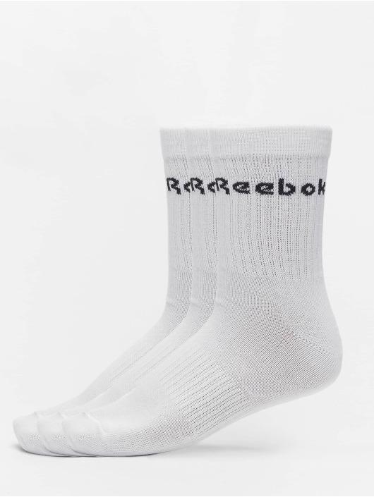 Reebok Socken Act Core Mid Crew 3er-Pack weiß