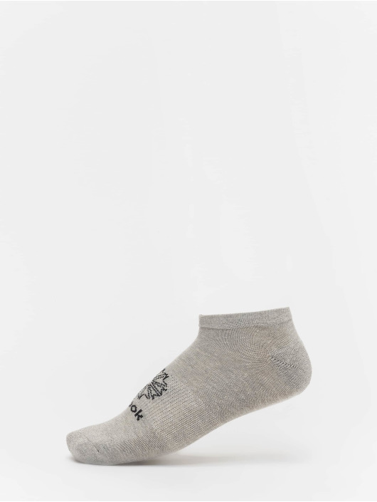 Reebok Socks FO NO Show 3 Pack gray