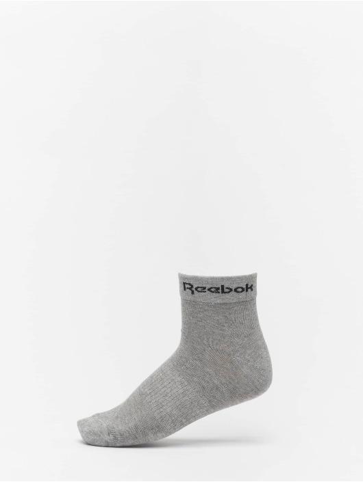 Reebok Socks Act Core 3-Pack grey