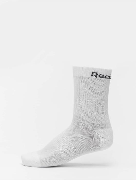 Reebok Socks TE 3 Pack Mid white