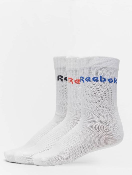 Reebok Socks Act Core Mid Crew white
