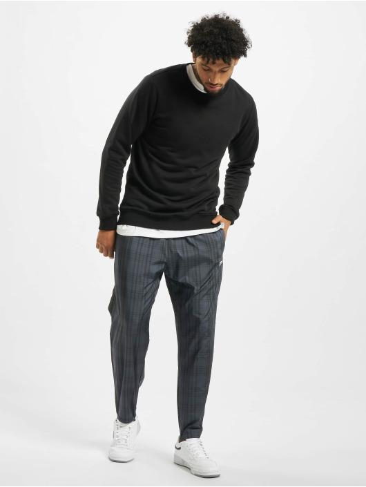 Reebok Spodnie do joggingu Vector Plaid czarny