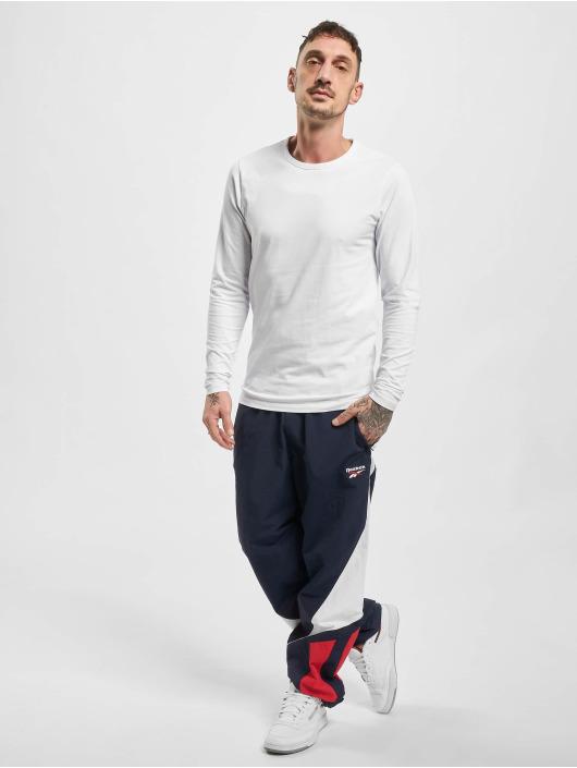 Reebok Spodnie do joggingu F Twin Vector niebieski
