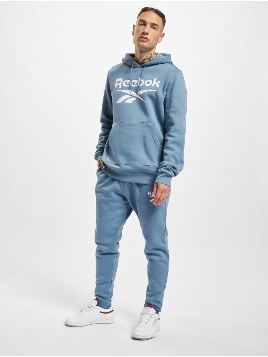Reebok Spodnie do joggingu RI Fleece BL niebieski