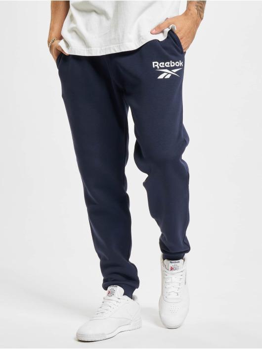 Reebok Spodnie do joggingu RI Fleece BL Jogger niebieski