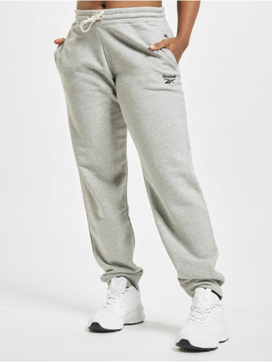 Reebok Spodnie do joggingu Identity French Terry szary