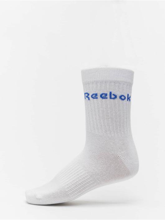 Reebok Strumpor Act Core Mid Crew 3-Pack vit