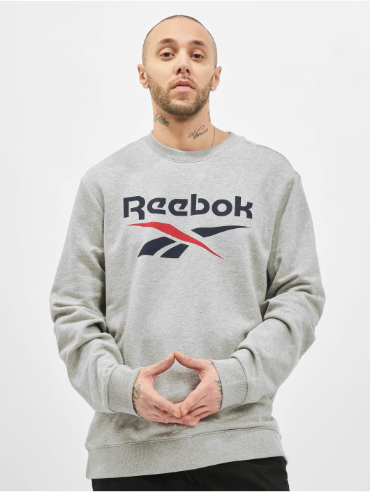 Reebok Sweat & Pull Identity French Terry Bl gris